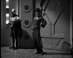 Queen Arachnia (Captain Janeway) - Bride of Chaotica - Gif