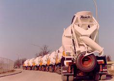 Reich Baumaschinen GmbH - Truck Mixers