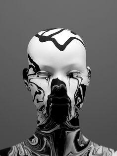 HEYNIEK Mannequin_ Modebelofte 2012