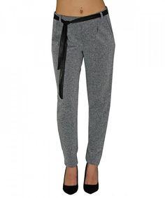 Γυναικείο υφασμάτινο παντελόνι Lipsy γκρι με διχρωμία 2170326 #παντελονιαγυναικεια #women #womensfashion #womenswear Lipsy, Pajama Pants, Pajamas, Sweatpants, Fashion, Sleep Pants, Pjs, Moda, Nightwear