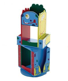 Love the double rotating bookshelf. Take a look at this Monster Double Revolving Bookcase by Levels of Discovery on today! Monster Bedroom, Monster Nursery, Boy Room, Kids Room, Bookshelves Kids, Bookcases, Revolving Bookcase, Cartoon Expression, Monster Book Of Monsters