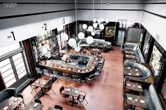 Southern Belle: Parts and Labor Designs the Grey in Savannah | Companies | Interior Design