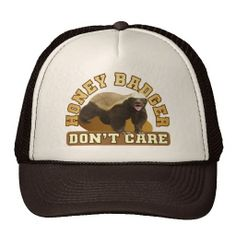 =>>Save on          	Honey Badger Don't Care Mesh Hats           	Honey Badger Don't Care Mesh Hats lowest price for you. In addition you can compare price with another store and read helpful reviews. BuyHow to          	Honey Badger Don't Care Mesh Hats please follow the link to s...Cleck Hot Deals >>> http://www.zazzle.com/honey_badger_dont_care_mesh_hats-148415330904099654?rf=238627982471231924&zbar=1&tc=terrest