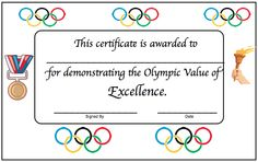 "WInter Olympics (Olympic Value Mini Unit) Work with your students to develop ""gold medal"" character with this mini unit on the Olympic and Paralympic Values. These universal values (friendship, excellence, respect, courage, inspiration, equality, and determination) are an excellent way to jump start character education in the classroom! $"