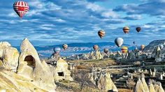 Gazete Duvar ///  Kapadokya'da balon kazası