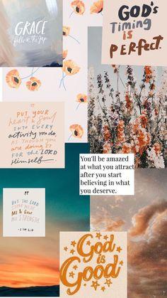 Faith God Jesus Collage Wallpaper aesthetics | Jesus wallpaper, Iphone wallpaper tumblr aesthetic, Pretty wallpaper iphone