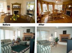 home staging tips-- simple ways to make your home look bigger