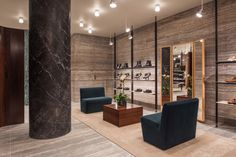 Brioni tienda de David Chipperfield Architects, Nueva York »Retail Design Blog