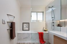 Minosa Design: Bathroom Renovation - Vaucluse. Sydney
