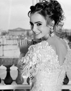 Lily Collins, born March 18th, is on the cusp of Aries.