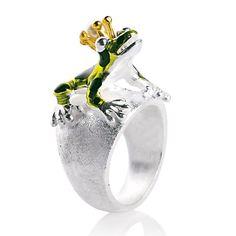 Drachenfels sterling silver rings