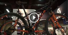 See the Scott Scale RC, Orbea Alma and a very cool bike from Razik.