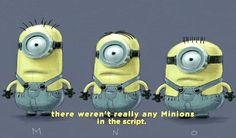 Minions – Behind the Scenes