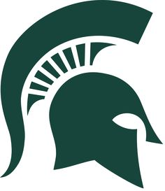 Michigan State Spartans Football Team logo