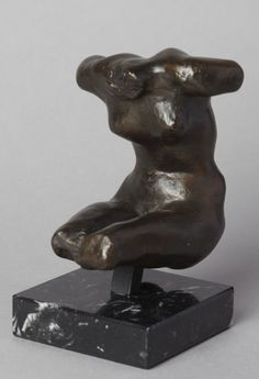 Small #Female #Torso, 168 € / © Musée #Rodin, photographer : Florian Claudel / http://boutique.musee-rodin.fr/en/sculpture-reproductions/77-small-female-torso-3533231000107.html
