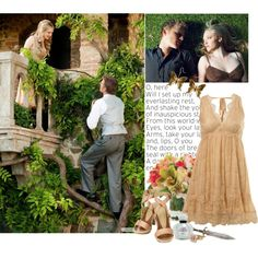 Letters to Juliet, created by poetriz on Polyvore