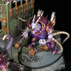 Daemons of Slaanesh, By Owen Patten | Armies on Parade