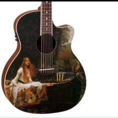 Luna guitar my mom used to have this picture
