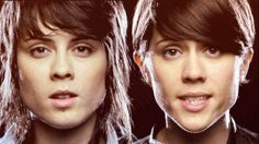 Tegan's hair moved in the curly and textured direction in 2010. | Tegan And…