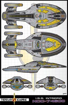 Star Trek Fleet, Star Trek Ships, Star Wars, Star Trek Symbol, Star Trex, Trek Deck, Mirror Universe, Star Trek Starships, Spaceship Design