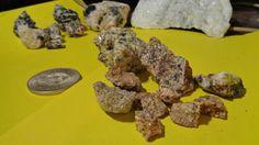 Variedad mineral de Pirita y Turmalina