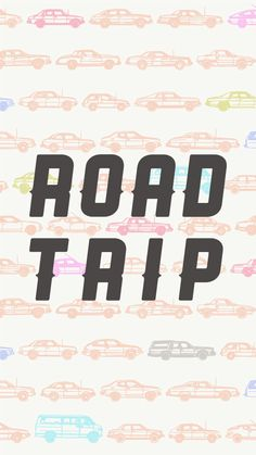 Monday Morning Motivation: One More Road Trip. Free desktop wallpaper and fresh art print from IAMTHELAB.com