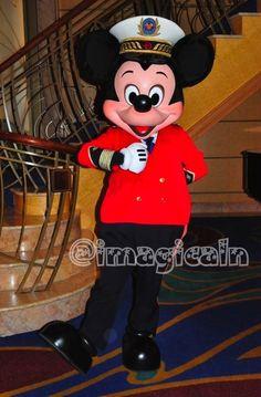DCL2011★2/27:Captain Mickey|imagical days 〜Disney Parks Travel Logs〜