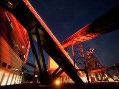 UNESCO- de Zeche Zollverein - Essen