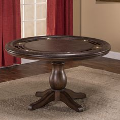 "Loon Peak 54"" Swink Game Table"