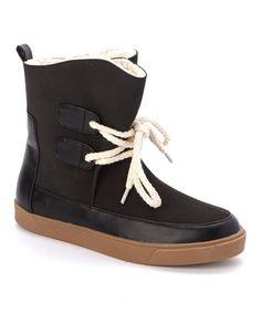 Loving this Black Nakia Boot on #zulily! #zulilyfinds