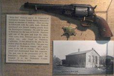 Wild Bill Hickok's Remington Model 1858 Revolver