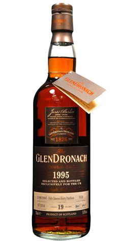 Discover GlenDronach Excl. Cask 1995 Single Cask Whisky at Flaviar
