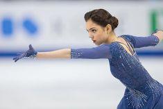 Evgenia Medvedeva Worlds 2016