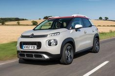 New Citroen C3 Aircross 2017 review