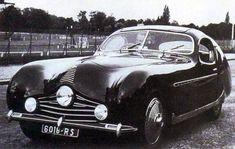Figoni & Falaschi Talbot Lago T26 Grand Sport Coupe 1949