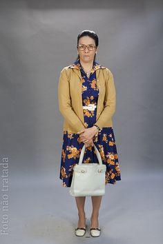 Natália Cardoso (Fátima Belo) - moda de Lisboa dos anos 70