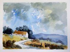 DavidMatherartist: Watercolour