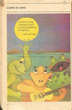 Libros de Primaria de los 80's: lope de vega