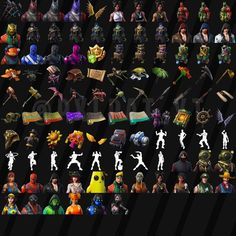 All Leaked Fortnite Skins & Cosmetics Found From the Season 8 Files Season 8 is finally here and dat Episode Free Gems, Fortnite Season 11, Free Avatars, Best Gaming Wallpapers, Overwatch Wallpapers, Free Gift Card Generator, Phone Wallpaper Images, Free Characters, Point Hacks