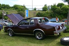 1985 Pontiac Grand Prix. This was the car I had when I first started working at Harrah's ;)