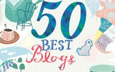 So chuffed to be included in this list of 50 best interiors and vintage blogs 2014 | by Homes and Antiques