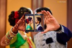 "Photo from Amyzing frames ""Portfolio"" album wedding photography Photo from Amyzing frames ""Wedding photography"" album Indian Wedding Couple Photography, Indian Wedding Photos, Wedding Couple Photos, Bride Photography, Couple Photography Poses, Indian Engagement Photos, Mehendi Photography, Indian Wedding Receptions, Photography Composition"