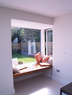 Refurbishment and extension at ground floor to an existing semi detached house.