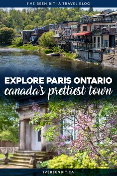 If you're looking for a memorable way to experience Paris Ontario, this is it! You'll enjoy good eats & so much more on a Tasty Road Trip with Jan! Things to do in Paris Ontario. Paris Ontario Guide…More Summer trip Informazioni sul nostro sito Denver Colorado, Colorado Springs, Universal Orlando, Universal Studios Florida, Europe Destinations, Honeymoon Destinations, Orlando Florida, Quebec, Places To Travel