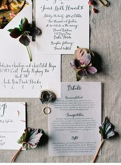 Floral Bridal Inspirations by Ginny Au and Heather Hawkins Photography
