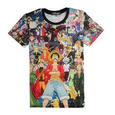 a040550a One Piece Bracelet - Strawhat Pirates Logo. HarajukuNouvelles  TendancesUnisexeDessin AniméChemisierTee ShirtsDécontracté