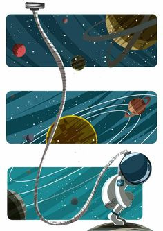 Drawde: Travelling through Dimentions