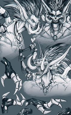 Ethereal Learn To Draw Comics Ideas. Fantastic Learn To Draw Comics Ideas. World Of Warcraft, Warcraft 3, Voodoo, Wow Art, Character Drawing, Game Art, Art Reference, Character Inspiration, Fantasy Art