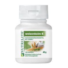 NUTRILITE™ Витамин E из зародышей пшеницы (нормальная упаковка)