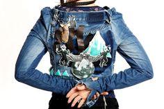 #Irish Fashion Irish Fashion, Denim, Jeans, Jackets, Dresses, Ireland, Outfits, Repurpose, Down Jackets